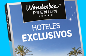"Wonderbox ""Hoteles exclusivos"""