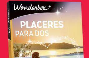 """Experiencia Wonderbox """"Placeres para dos"""""""