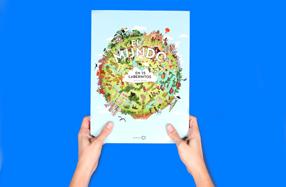 """Libro de actividades """"El mundo en 15 laberintos"""""""