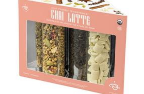 Pack de tés orgánicos con chocolate para crear mezclas personalizadas