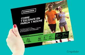 Escapada con inscripción a carrera para runners