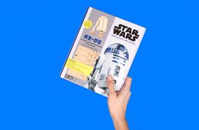 Construye tu R2-D2: El droide más extraordinario de la Galaxia