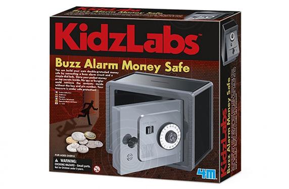 Kit para construir tu caja fuerte
