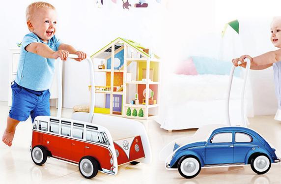 Andador de bebé Volkswagen