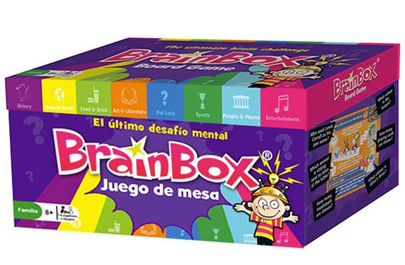 Brainbox, el juego de memoria más divertido
