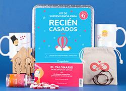 Kits de boda para recién casados