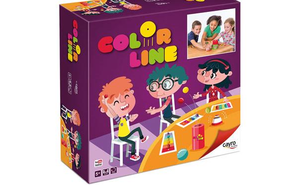 Color Line, el juego en el que gana el más rápido