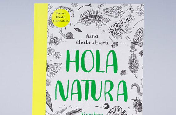 """""""Hola Natura"""", el libro para conectar con la naturaleza"""