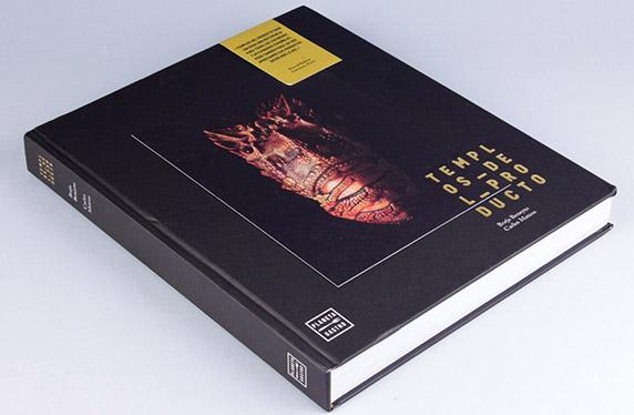 """Libro """"Templos del producto"""""""