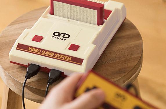 Retro Console, la consola para regresar al futuro