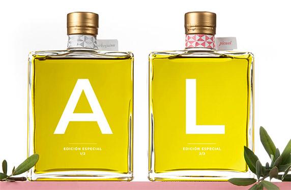 Aceite de Oliva Premium personalizado en estuche de lujo