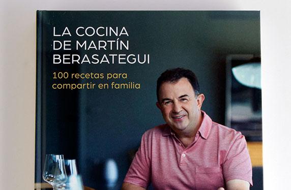 """Libro """"Cocina para todos"""" de Martín Berasategui"""