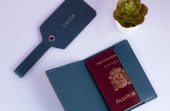 Kit de viaje personalizado