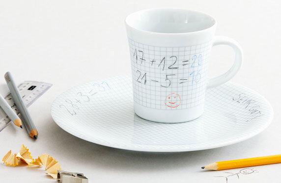 Set para dejar notas por la mañana