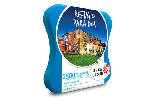 """Escapada """"Refugio para dos"""" de La vida es Bella"""