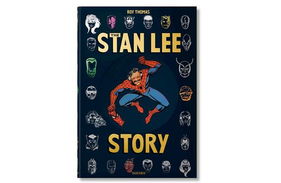 """""""The Stan Lee Story"""" El libro joya para amantes de los cómics"""