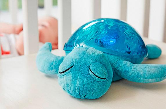 Lámpara tortuga de agua