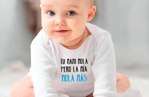 Pack de ropita de bebé para papás y mamás geniales