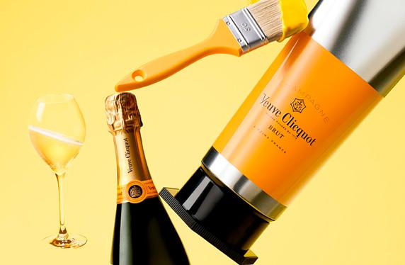 Champagne Veuve Clicquot, edición especial