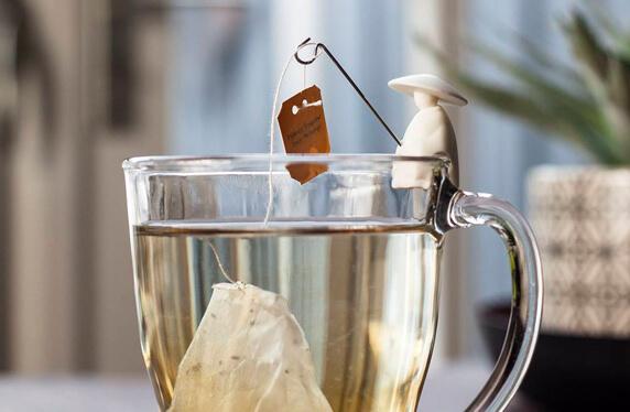 Set de pescadores porta bolsitas de té
