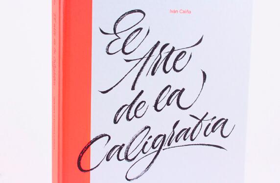 """Libro """"El arte de la Caligrafía"""""""