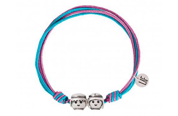 Las pulseras de Playmobil más originales