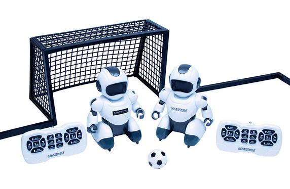 SOCCERBOTS ARENA, juega al fútbol con robots