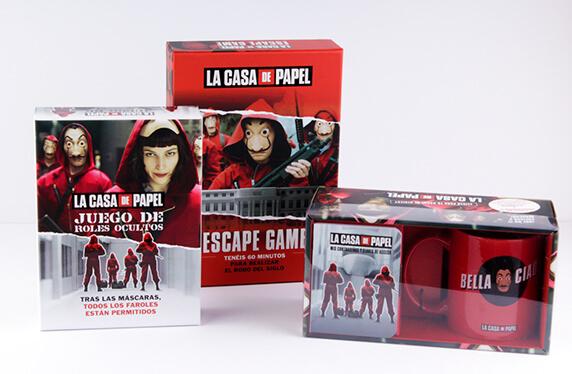 """Los regalos perfectos para fans de """"La Casa de Papel"""""""