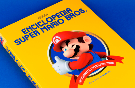 """Enciclopedia Super Mario Bros"""