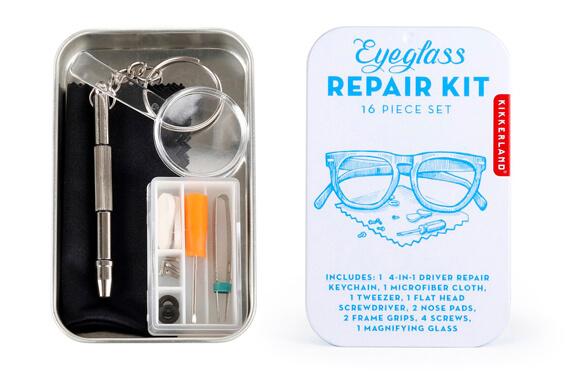 Kit para reparar gafas