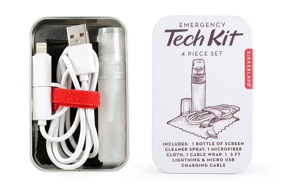 Kit de tecnología de viaje