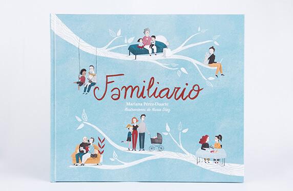 """Libro """"Familiario"""""""