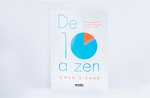 """Libro """"De diez a Zen"""""""