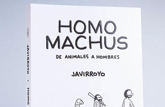 "Libro ""Homo Machus"""