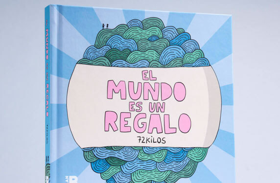 """El mundo es un regalo"" - 72 Kilos"