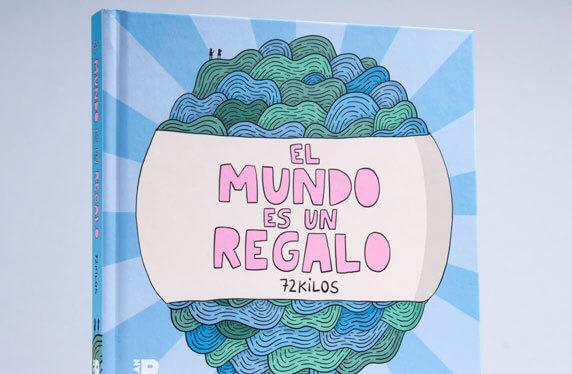 """Libro """"El mundo es un regalo"""""""