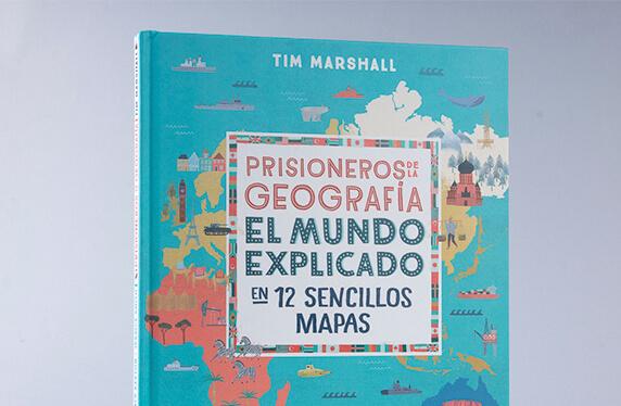 """""""Prisioneros de la geografía"""", el mundo en 12 mapas"""