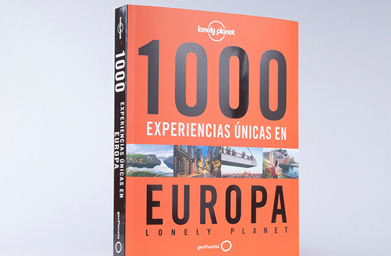 """1000 experiencias únicas en Europa"""