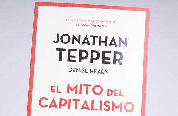 """""""El mito del capitalismo"""". Mejor libro Economía 2019"""
