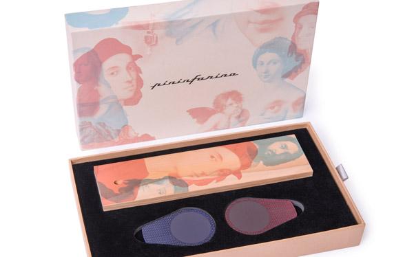 Pininfarina edición Raphael: El bolígrafo infinito