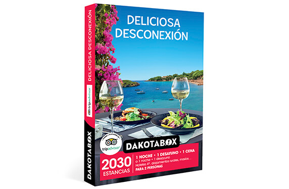 """Deliciosa desconexión"" para dos Dakotabox"