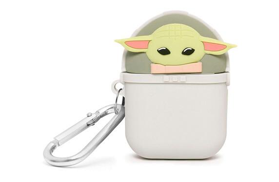 """Estuche de carga para Air Pods """"Baby Yoda"""""""