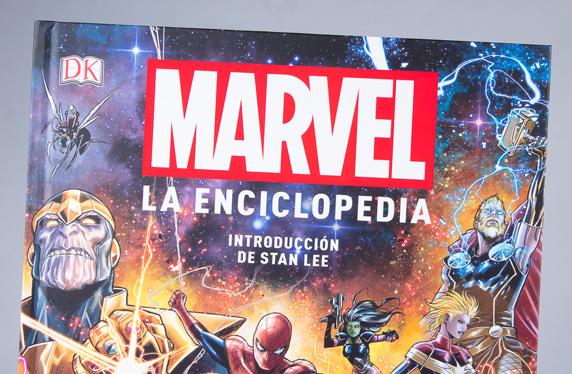 Marvel: La enciclopedia