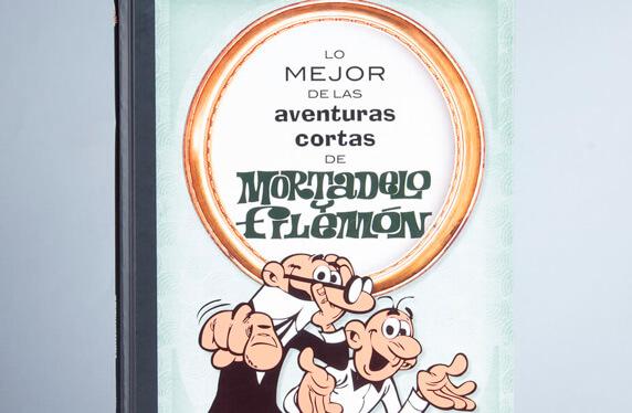 Lo mejor de las aventuras de Mortadelo y Filemón