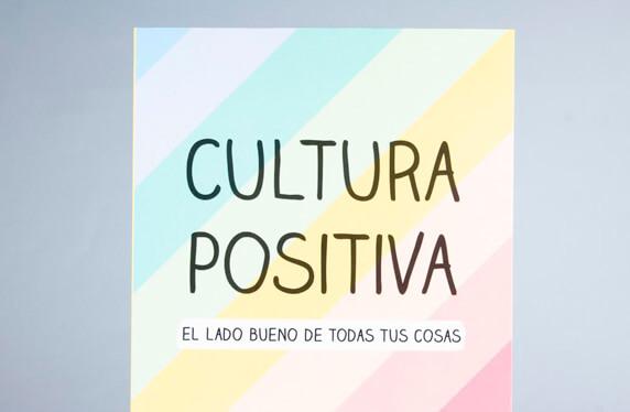 """Libro """"Cultura positiva"""""""