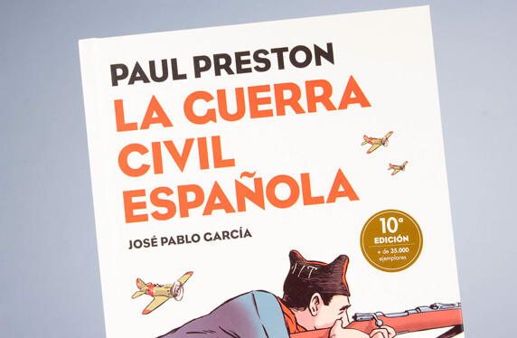 """La Guerra Civil española"" de Paul Preston: la novela gráfica"