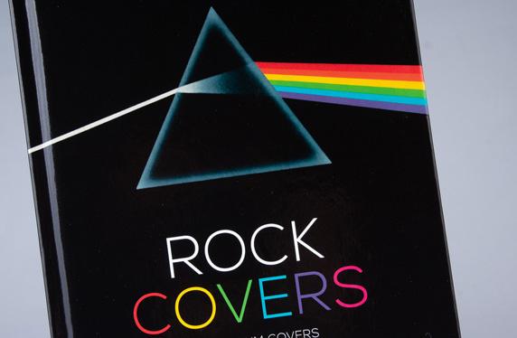 Rock Covers, guía gráfica de las mejores portadas del Rock