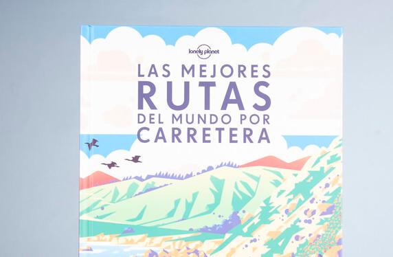 """Libro """"Las mejores rutas del mundo por carretera"""""""