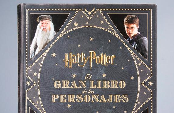 Harry Potter: El gran libro de los personajes