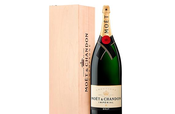 Champagne Moët & Chandon Brut Imperial 1,5 litros